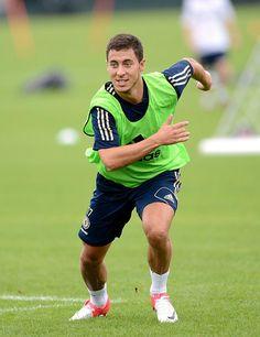 Eden Hazard #17
