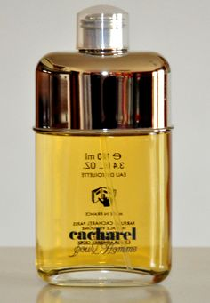 Cacharel Pour L' Homme Eau De Toilette Edt 100ML Spray Profumo Uomo Vintage Raro Versione 1991 di YourVintagePerfume su Etsy