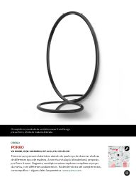 """Concept of playful furniture.. don't love this exactly.  I saw this in """"porro"""" in Guia Milão FuoriSalone 2014 Abril de 2014."""