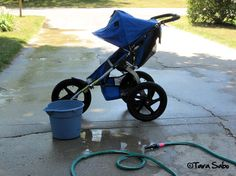 A Daily Dose of Fit: How to Clean a BOB Stroller