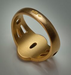 Unique, one of a kind, Russian Imperial presentation award ring given by Empress Maria Feodorovna (mother of Tsar Nicholas II) in 1915 The ring comes with