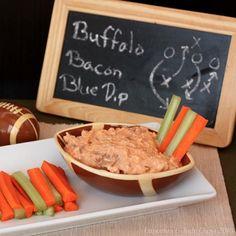 Buffalo Bacon Blue Dip