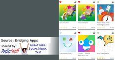DSAM: Best Apps for Children with Down Syndrome | PediaStaff Pediatric SLP, OT and PT Blog Down Syndrome Kids, Best Apps, Special Needs, Pediatrics, Therapy, Children, Young Children, Boys, Kids