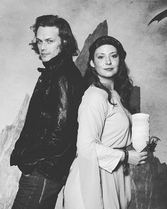 *dead* I love this photo sooo much. ♡ #RingCon #SamHeughan #picoftheday #Latergram #photooftheday #happy #fangirl #Outlander #jamiefraser #germany #Bonn #photosession #DancingDruid #cosplay #costume #RingCon2015 #heughligan #fangirlheaven #backtoback #jesuisprest #TulachArd