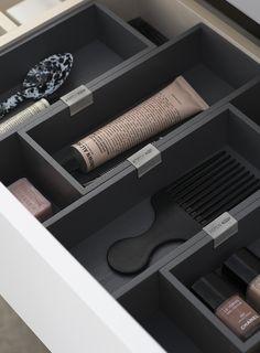 Inredningstips till ditt badrum - Aspen / Förvaring / Badrum / Skandinavisk / Smink / Bathroom / Swedish / Scandinavian / Bathroom furniture / Make up