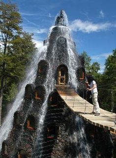 Hotel La Montana Magica, Huilo, Chile - 50 Of The Most Beautiful Places in the World (Part 5)