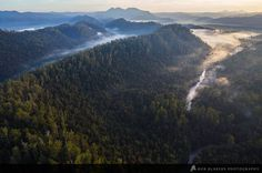 Aerial view of the Tarkine wilderness | Rob Blakers Photography