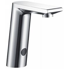 Images On Hansgrohe Metris S Polished Chrome Electronic Bathroom Faucets