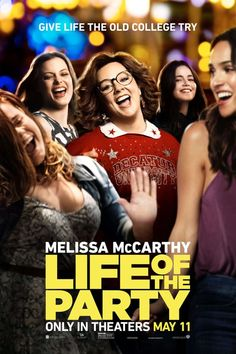 Directed by Ben Falcone. With Melissa McCarthy, Matt Walsh, Molly Gordon, Ben Falcone. After her husband abruptly asks for a divorce, a middle-aged mother returns to college in order to complete her degree. Hd Movies Online, 2018 Movies, New Movies, Movies To Watch, Movies And Tv Shows, Movies Free, Melissa Mccarthy, Streaming Hd, Streaming Movies