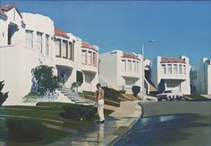 Robert Bechtle, Frisco Nova, 1979. Collection of the City and County of San Francisco.