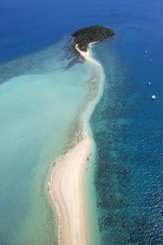 Langford Island, Whitsundays, Australia.