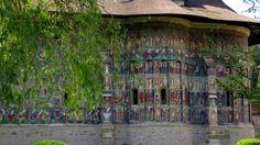 Kloster Sucevita (Baujahr 1581-1601 / UNESCO)