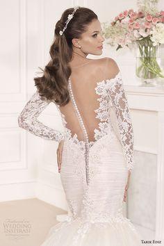 Tarik Ediz White 2014 Bridal Collection — Part 1 95125ecd9996