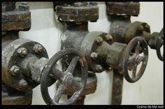 Les Frigos 6/7 ou les reliques d'un temps passé
