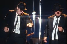 fuck yeah, the blues brothers.