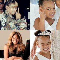 Beyoncé & Blue Ivy - Like Mother Like Daughter
