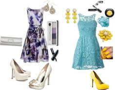 """Semi-Formal Spring Fashion"" by jtfashionpins on Polyvore"