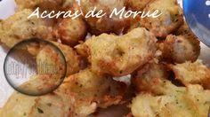 Accras de Morue ( au Thermomix ) - ... Cook Time ...
