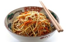 List of the places where you can eat good asian Noodles in Barcelona.