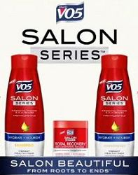 FREE Bottle of VO5 Salon Series at Noon EST 4/6-4/10