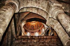 36 Hours in Israel  'Holy Sepulchre'  Single image, hand held, pseduo HDR