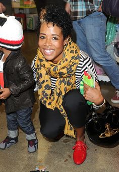 Kelis' style is so awesome!