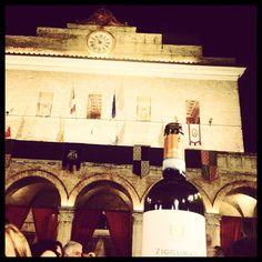 Presso Banchetto Rinascimentale #Montefalco