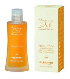 LOVE LOVE LOVE Alfaparf Precious Oil Tradition Absolute Oil - leave in treatment for thirsty hair - leaves hair soft & silky