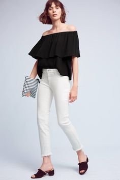 Shop the Fallon Off-The-Shoulder Top and more Anthropologie at Anthropologie today. Read customer reviews, discover product details and more.