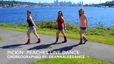 Pickin' Peaches Line Dance Teach & Demo Choreographed by: DeAnnaLeeDance Featuring: Boot Boogie Babes