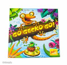 Go gecko, go! Bowser, Character, Material, Products, Marine Debris, Small Animals, Infant Games, Bathing, Beauty Products