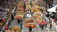 Festival of the Flowers, Medellin, Colombia