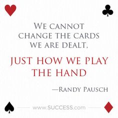 Great quote! #Poker #Casino #Chicago