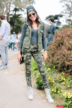 San Francisco Shows off Festival Style (with a Chilly Twist!) at Outside Lands | Teen Vogue
