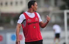 """Perto de retorno, Ricardo Oliveira diz estar com saudade: """"Isso é minha vida""""  http://santosfutebolarte.omb10.com/SantosFutebolArte/placar-de-santos-x-ponte-preta"""