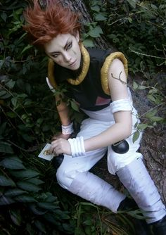 Hisoka cosplay <3 [http://worldcosplay.net/photo/566826/]