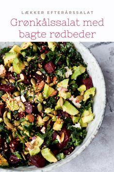 Raw Food Recipes, Salad Recipes, Vegetarian Recipes, Healthy Recipes, Feta, Recipes From Heaven, Love Food, Food Inspiration, Food And Drink