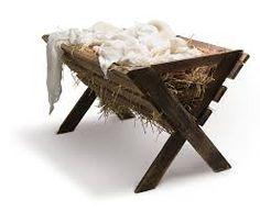Jesus Manger crib