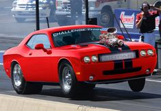 drag cars | Challenger Drag Car