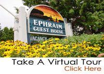 Photo Gallery & Virtual Tour of Ephraim Guest House Condominiums in Door County Wisconsin.