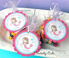 favor bag tags!  Adorable