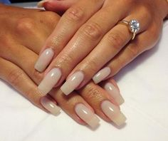 Lately I've been feeling these long nails! Hmmm.. What's going on with me???