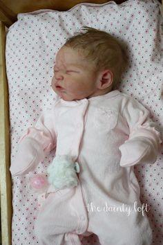 *Full Body SILICONE Baby Gracelynn* Reborn by KrisC ~The Dainty Loft~ in Dolls & Bears, Dolls, Art Dolls-OOAK, Babies | eBay