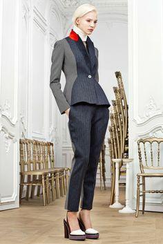 Christian Dior hosenanzug damen modern elegant  damenmode