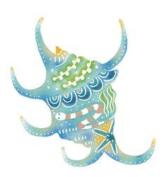 紅型絵柄3(干支など)|コジーサの画帖 Monte Fuji Japon, Traditional Artwork, Fashion Painting, Okinawa, Japanese Art, Folk Art, Tatting, Moose Art, Sketches