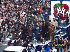 Jeter!! Yankee Parade - 2009