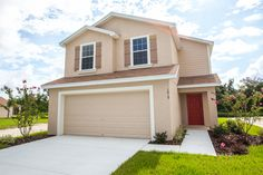 Harmony by Highland Homes - Click here to view more photos of this Florida new home! #dreamhomes