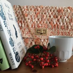 Welcome summer with these awesome Audrey  clutches and shoulder bags from Shou Shou Crafts...