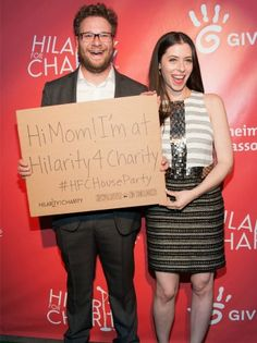 Seth Rogen raises $400,000-plus for Alzheimer's at his star-packed Hilarity 4 Charity event #ENDALZ #alzheimers #tgen #mindcrowd www.mindcrowd.org