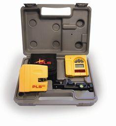 9. PLS Laser PLS-60522 PLS180 Laser Level System